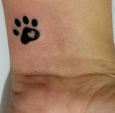 Tatuajes Patitas De Gato Buscar Con Google Tattoos Pinterest