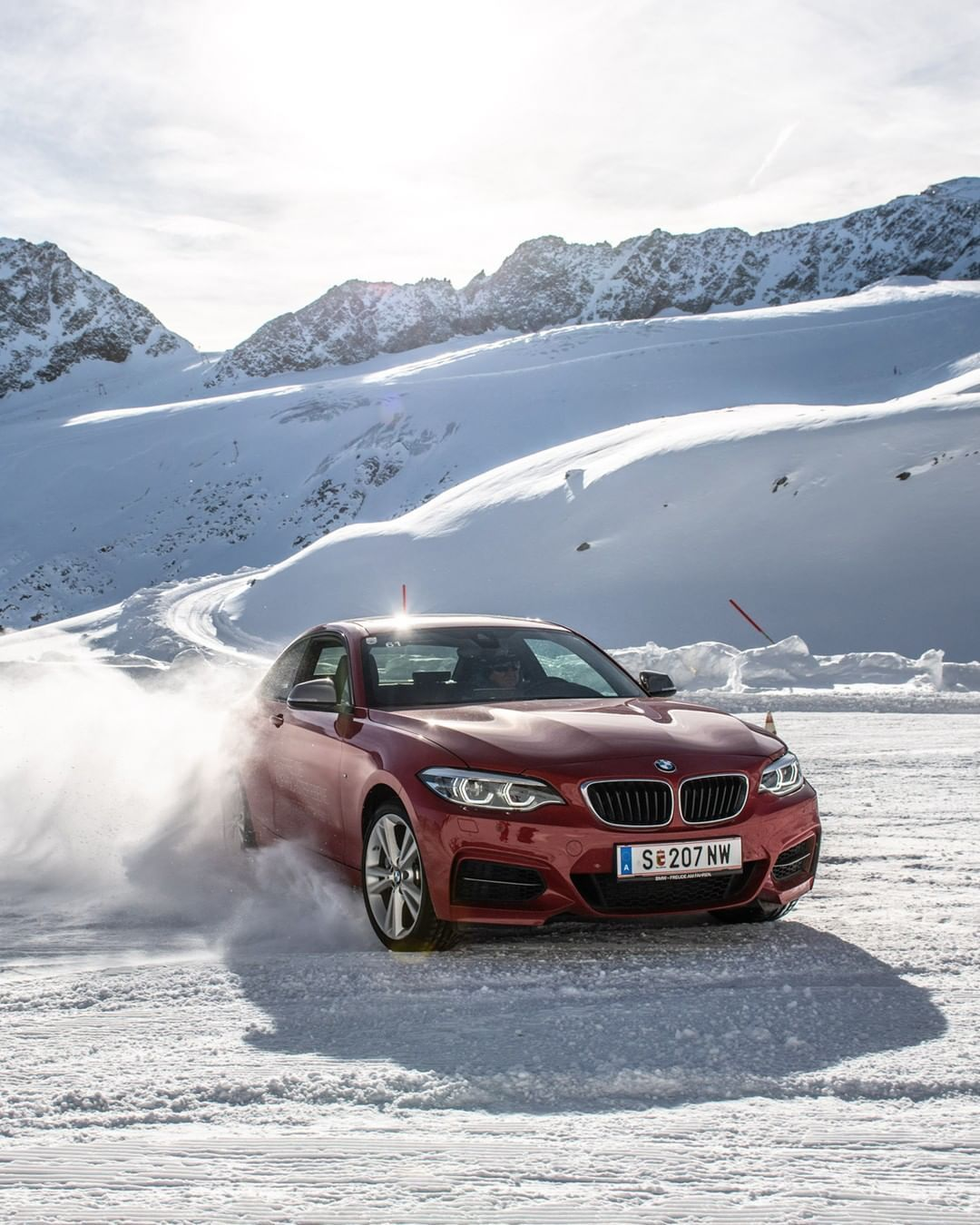 Drifting In Pleasure The Bmw M240i Coupe Bmwrepost Michaelwerlberger Bmw M240i Soelden Bmwdrivingexperience Bmw M240i Coupe Bmw Coupe Fahrzeuge