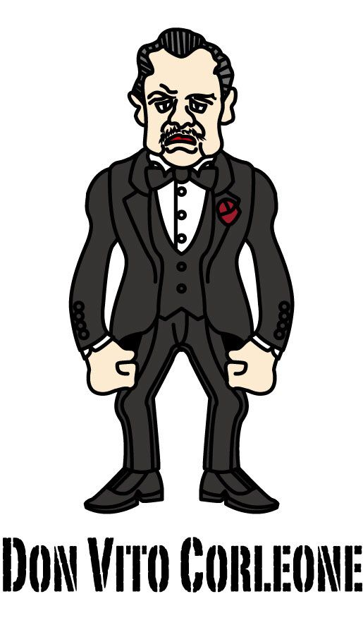 Don Vito Corleone GOD FATHER ドン・コルレオーネ ゴッドファーザー