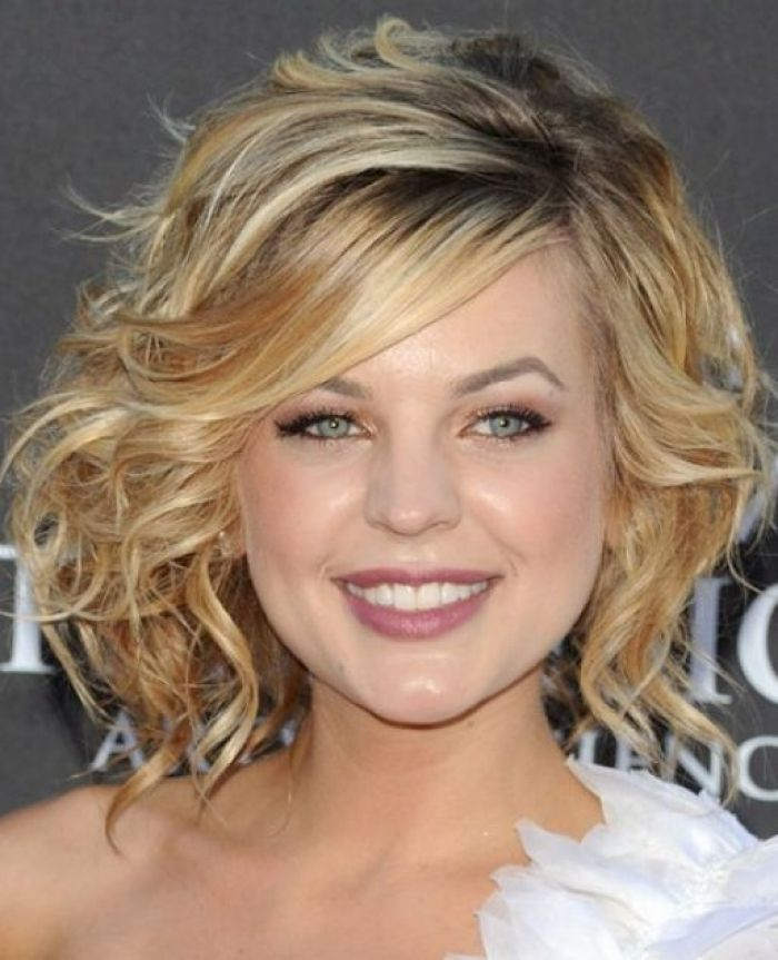 Short Curly Hairstyles For 2011 Pictures 2 Design 514x634 Pixel