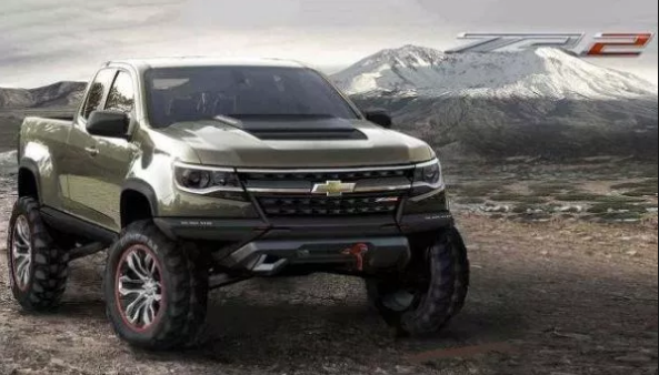 2020 Chevy Silverado Zr2 Price Specs Exterior It Is Time For