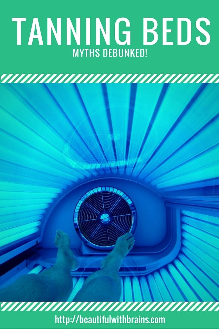 5 tanning bed myths debunked tanning tanning bed