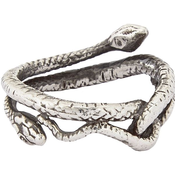 Beads Hunter Genuine Sterling Silver .925 Charm Jewelry Cute Coiled Snake