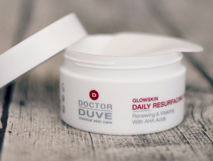 Doctor Duve Glowskin Daily Resurfacing Pads
