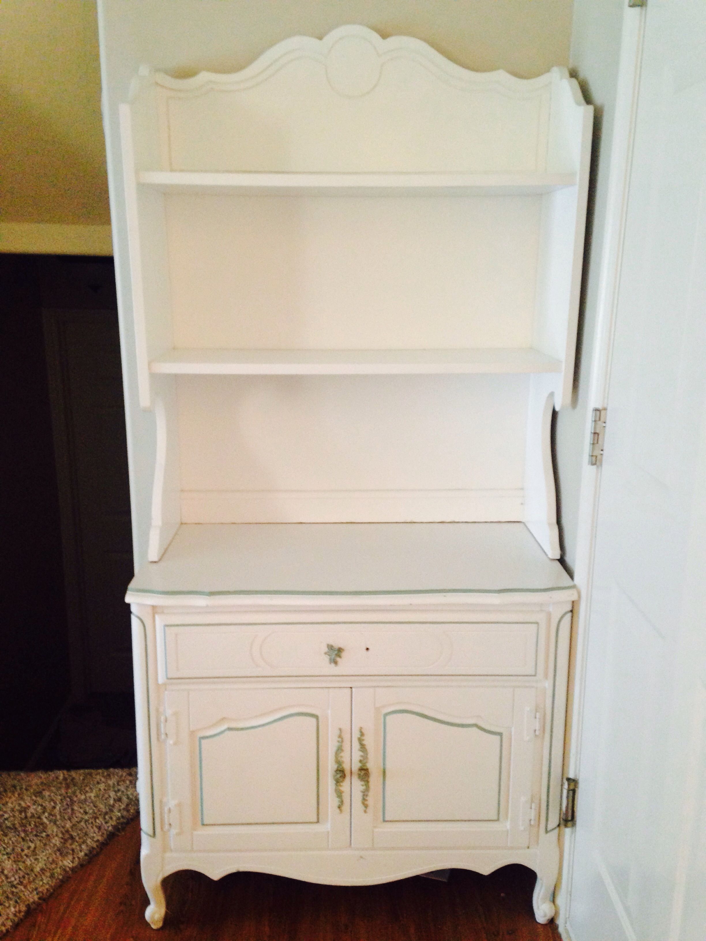 vintage hutch clearfield price cut from now hutch