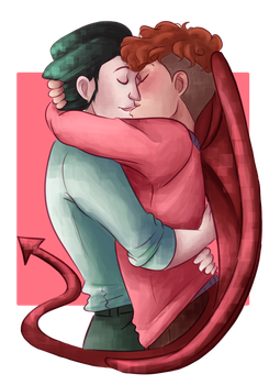 Pin By Athos 125 On Carry On Simon Eleanor And Park Rainbow Rowell Picture Illustration