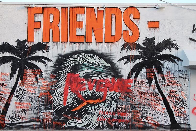 Blush Lightweight Sweatshirt in 2020 Revenge, Graffiti