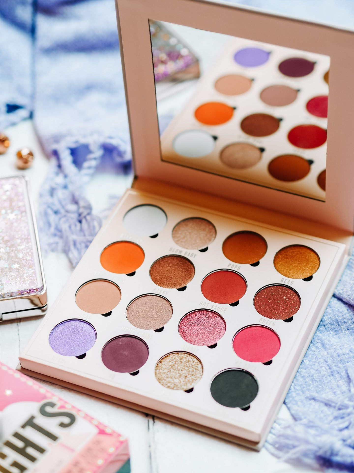 Four Fun, Affordable & Totally GiftWorthy Makeup Palettes