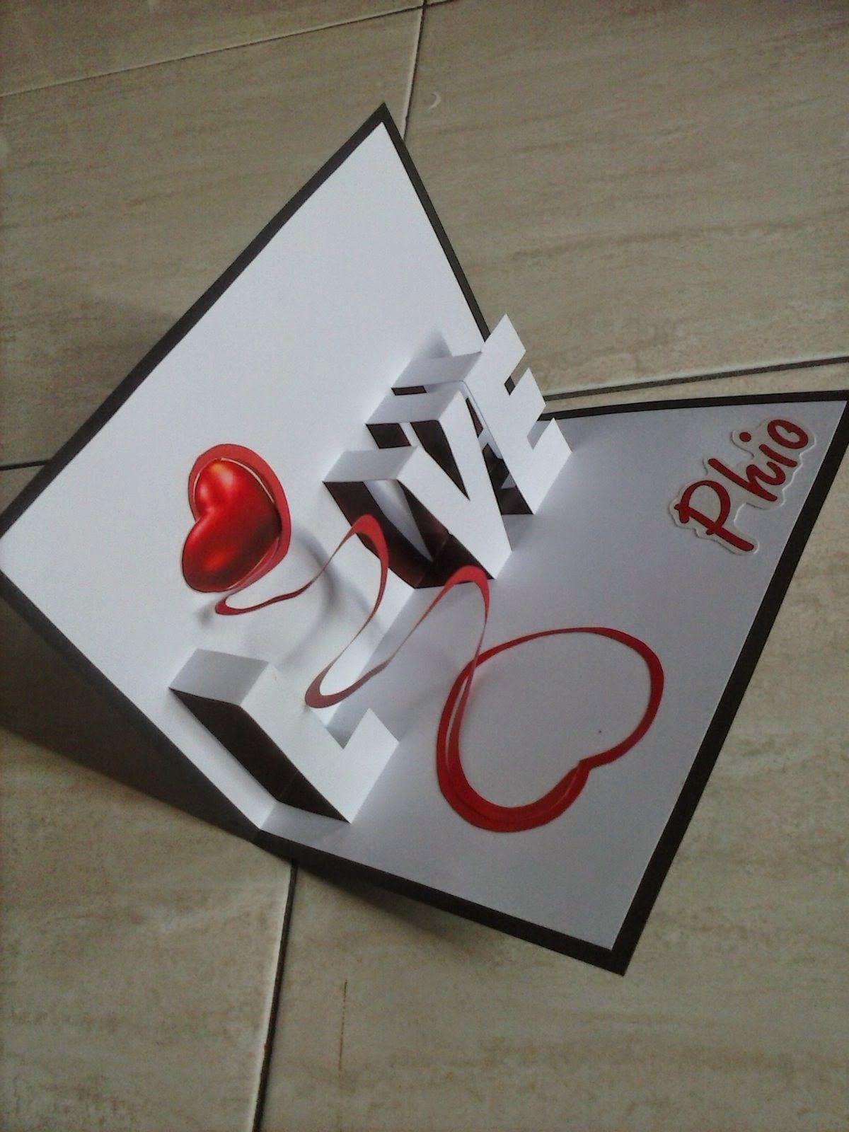 List of top bingkai kartu ucapan images - Kartu Ucapan Pop Up Anniversary Pemesanan 085783525900 Bbm 5157e169