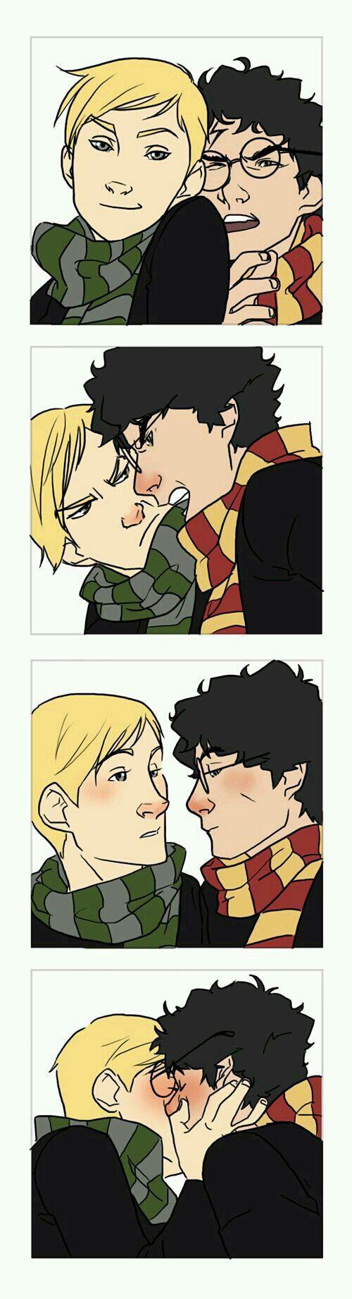 Oneshots Von Drarry Harry Potter Draco Malfoy Harry Potter Anime Harry Potter Funny