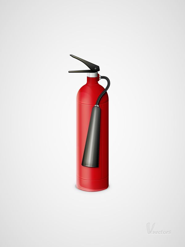 How To Create A Detailed Fire Extinguisher In Adobe Illustrator Illustrator Tutorials Adobe Illustrator Tutorials Adobe Illustrator