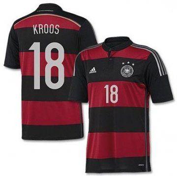 comprar camisetas seleccion espanola baratas Kroos