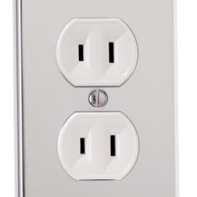 How to Convert an Electrical Outlet From NonGrounded to Grounded