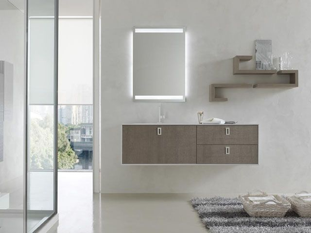 E.LY 20 BATHROOM CABINETRY BY ARCOM ITALY Manufacturer: Arcom