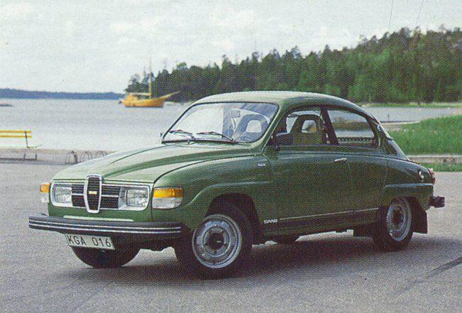Saab 96 - 1977