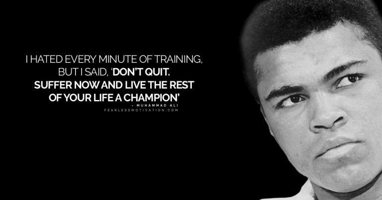 15 Of The Best Motivational Quotes by Great Athletes on