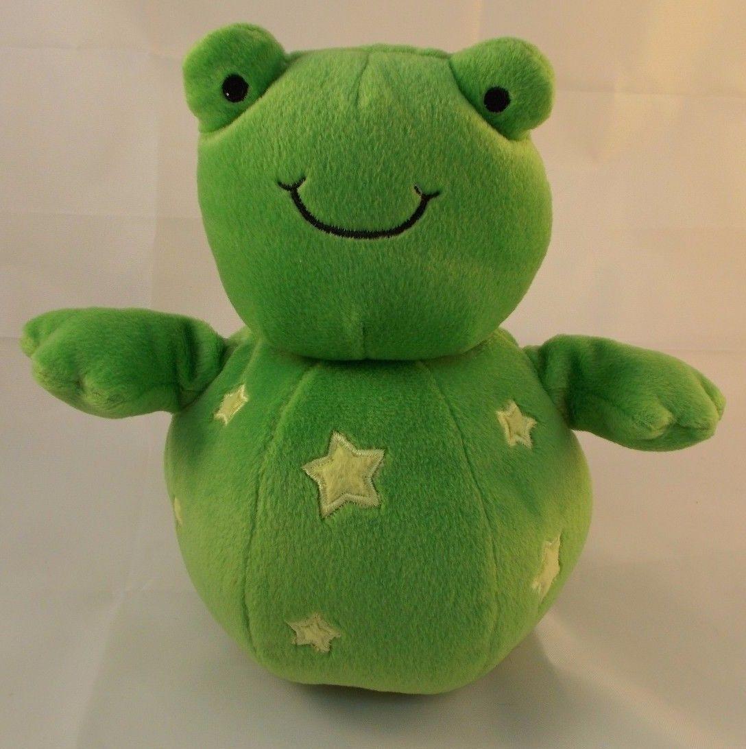 "rainbowpollypocket ""Koala Baby Green Frog Chime Plush""  0f2896d6d15a"