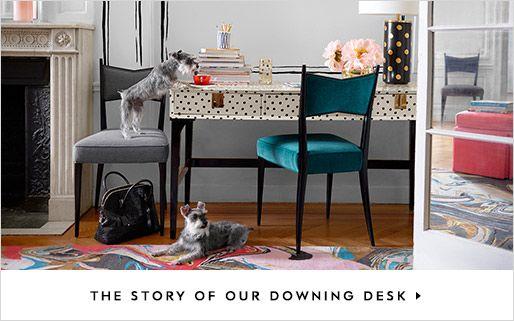 Desk desktop a multi purpose home office kate spade new york