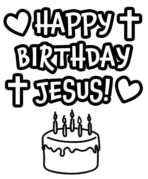 Ideas For A Happy Birthday Jesus Party Bake Cake Random Acts Of Kindness Ask God What He Wants And Do That Christmas Night