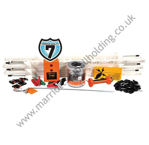 Gallagher Horse Electric Fencing Kit 200m Inc B60 12v 139 99 Ex Vat