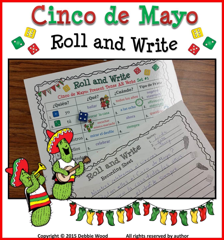 Spanish Cinco De Mayo Activities