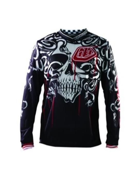 Troy Lee Designs Black Gp Medusa Kids Mx Jersey With Images