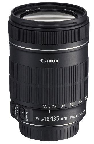 Canon Ef S 18 135mm F 3 5 5 6 Is Ud Standard Zoom Lens For Canon Digital Slr Cameras Canon Digital Slr Camera Canon Ef Canon Lens