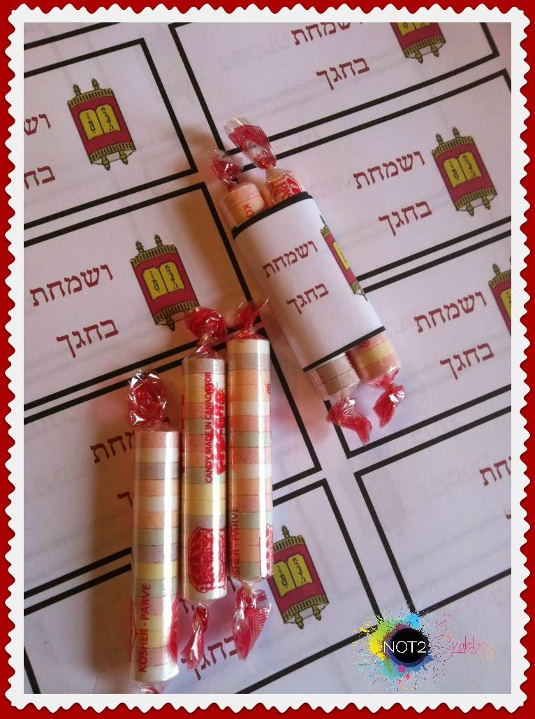 Winkie Torahs Simchat Torah Or Upsherin Hebrew School