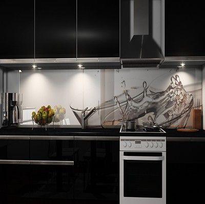 Küchenrückwand Folie Möbel  Wohnen Küchenrückwand 717420