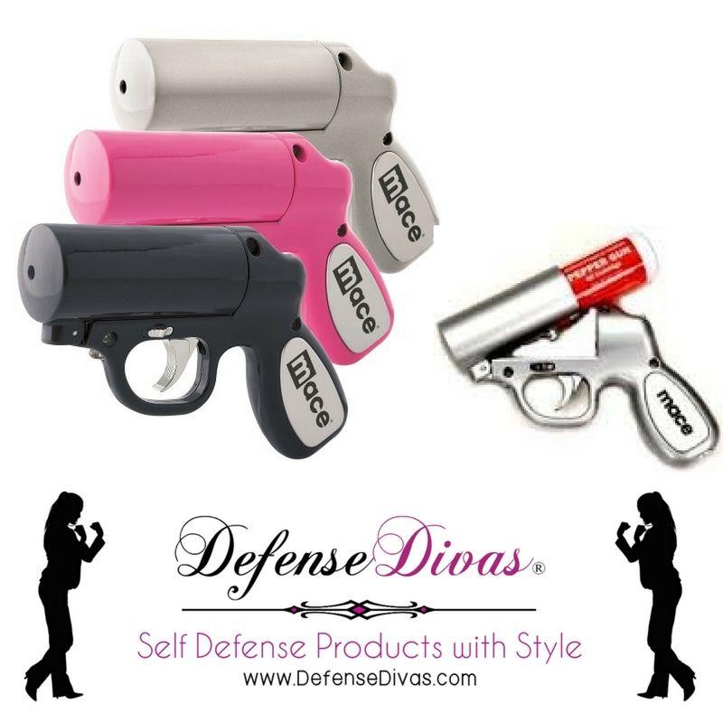 mace pepper gun is the most accurate defense pepper spray unit