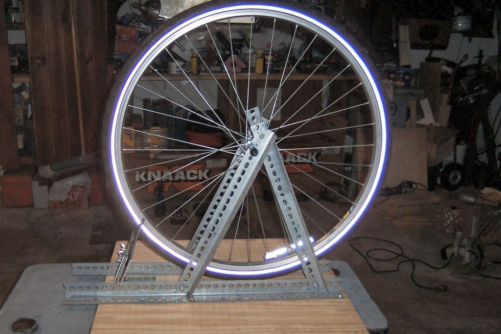 Bicycle truing stand dish tool bicicletas bici