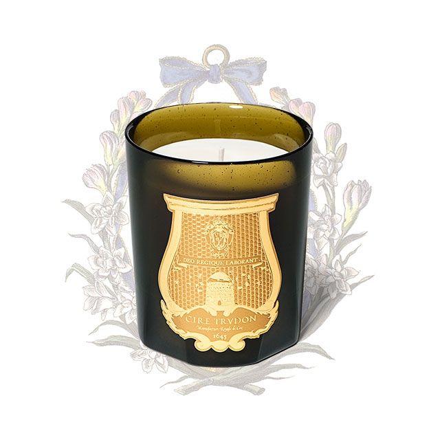 Mademoiselle de La Vallière - Tubéreuse #candle #bergamotorange #ciretrudon