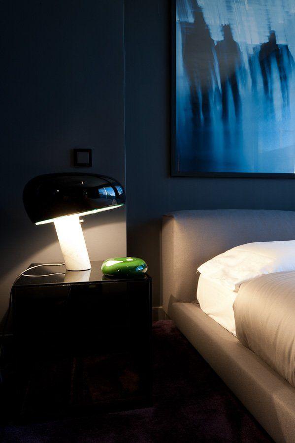 skyfall apartment by studio omerta design residential bedroom