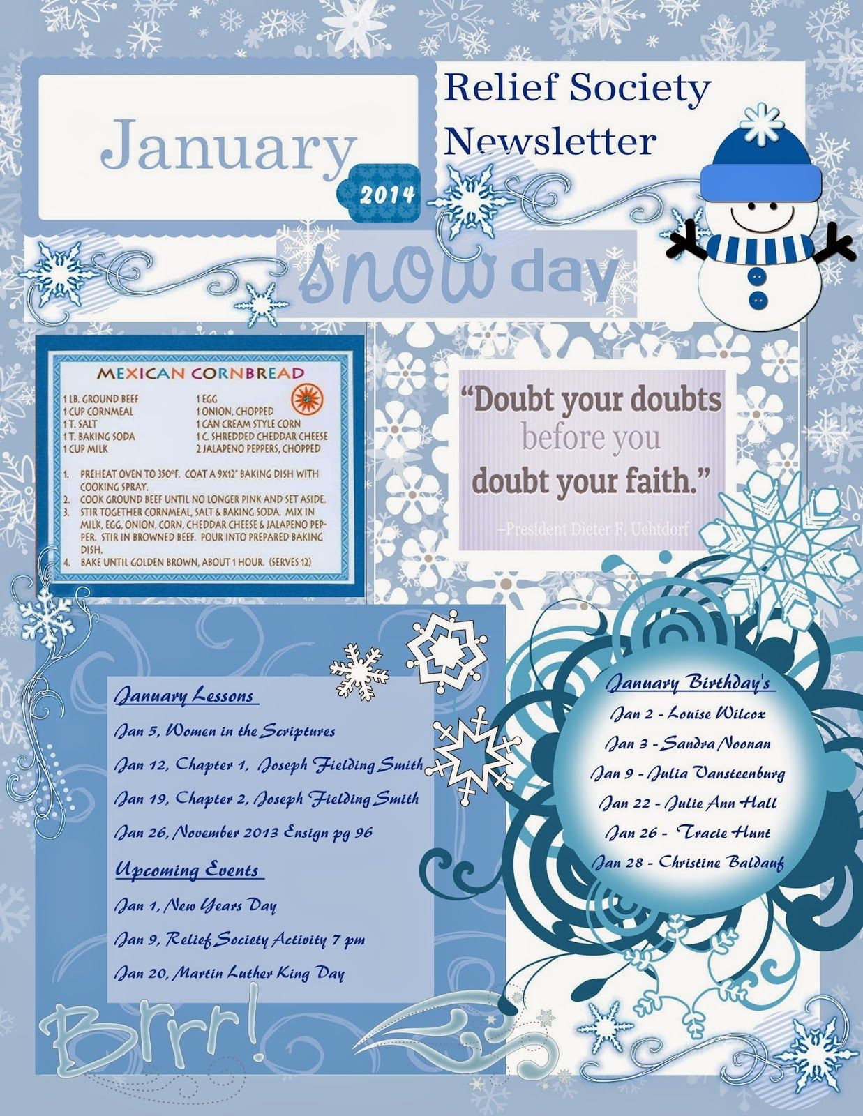 f2cb35d899029e3a9471296eecb19662 January Newsletter Template Clipart on classroom weekly, fun company, free office, microsoft publisher, free printable monthly, microsoft word,