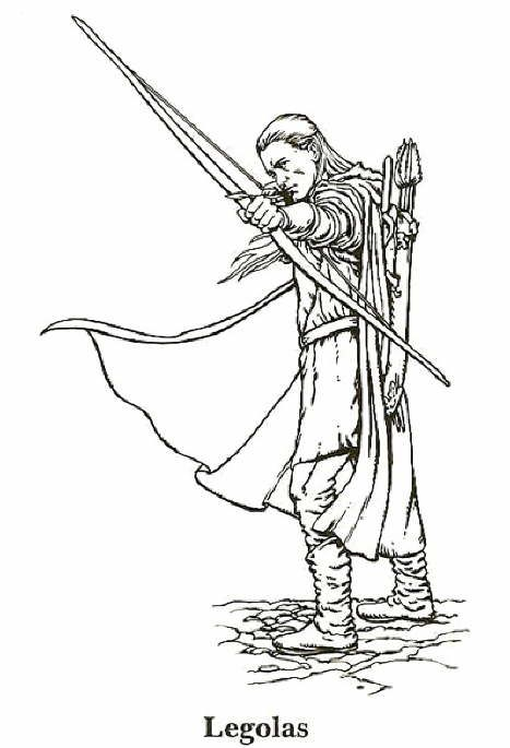lord of the rings coloring pages coloring page Lord of the Rings   Lord of the Rings | Hobbits  lord of the rings coloring pages