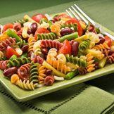wacky mac 3 bean salad