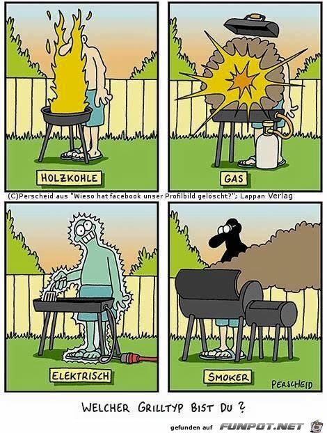 lustiges Bild 'Grilltyp.jpg'- Eine von 5261 Dateien in der Kategorie &#3… – Humor