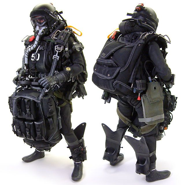 640 640 protective suits pinterest military gear sci fi and characters - Navy seal dive gear ...