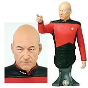 Star Trek Jean Luc Picard Masterpiece Collection Bust