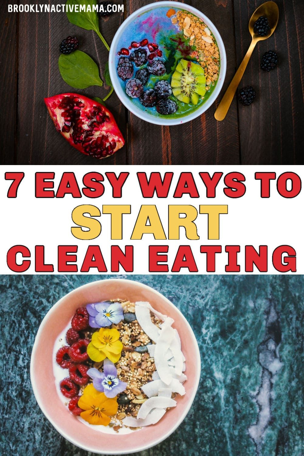 7 Easy Tips For Clean Eating On The Go Clean eating, Eat