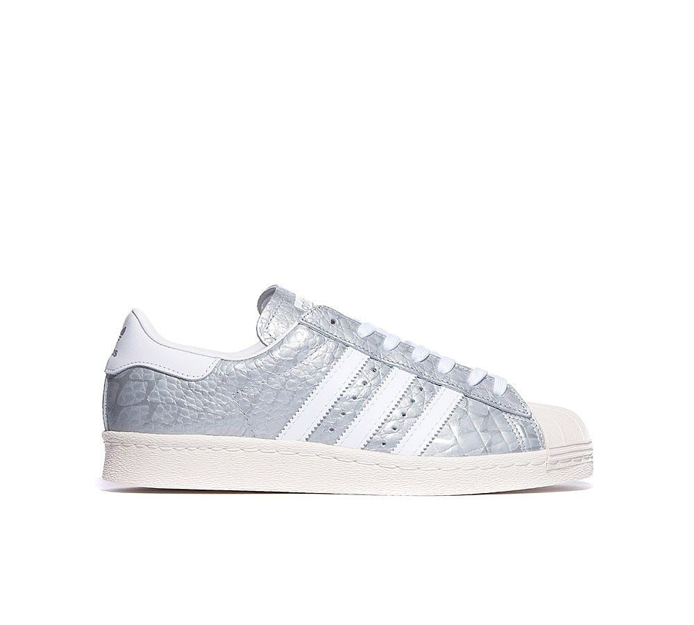 website for discount los angeles new style adidas Originals Superstar 80's Reflective Trainer | Matte ...