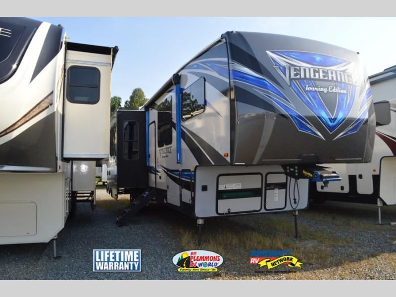 New 2019 Forest River Rv Vengeance Touring Edition 381l12 6 Toy