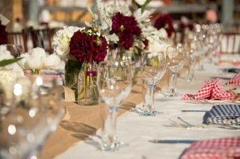 Ojai Valley Inn - Big Red Barn - Wedding