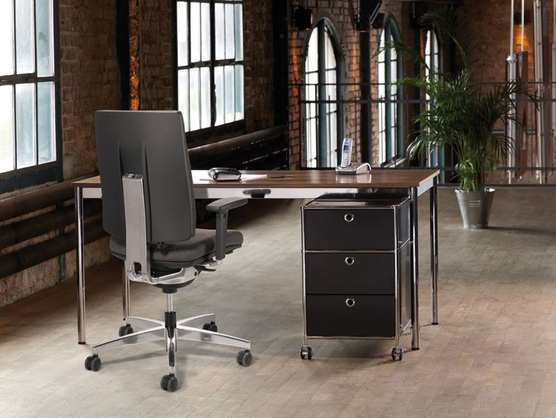 System4 Swiss Modular Furniture Office Set Up16 Assembly Inspired