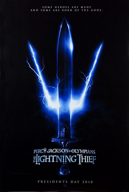 Percy Jackson & the Olympians: The Lightning Thief - Best kids book