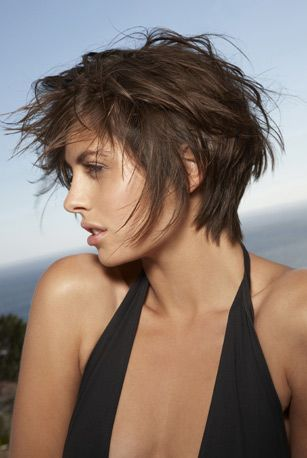 Coupe courte femme grosse