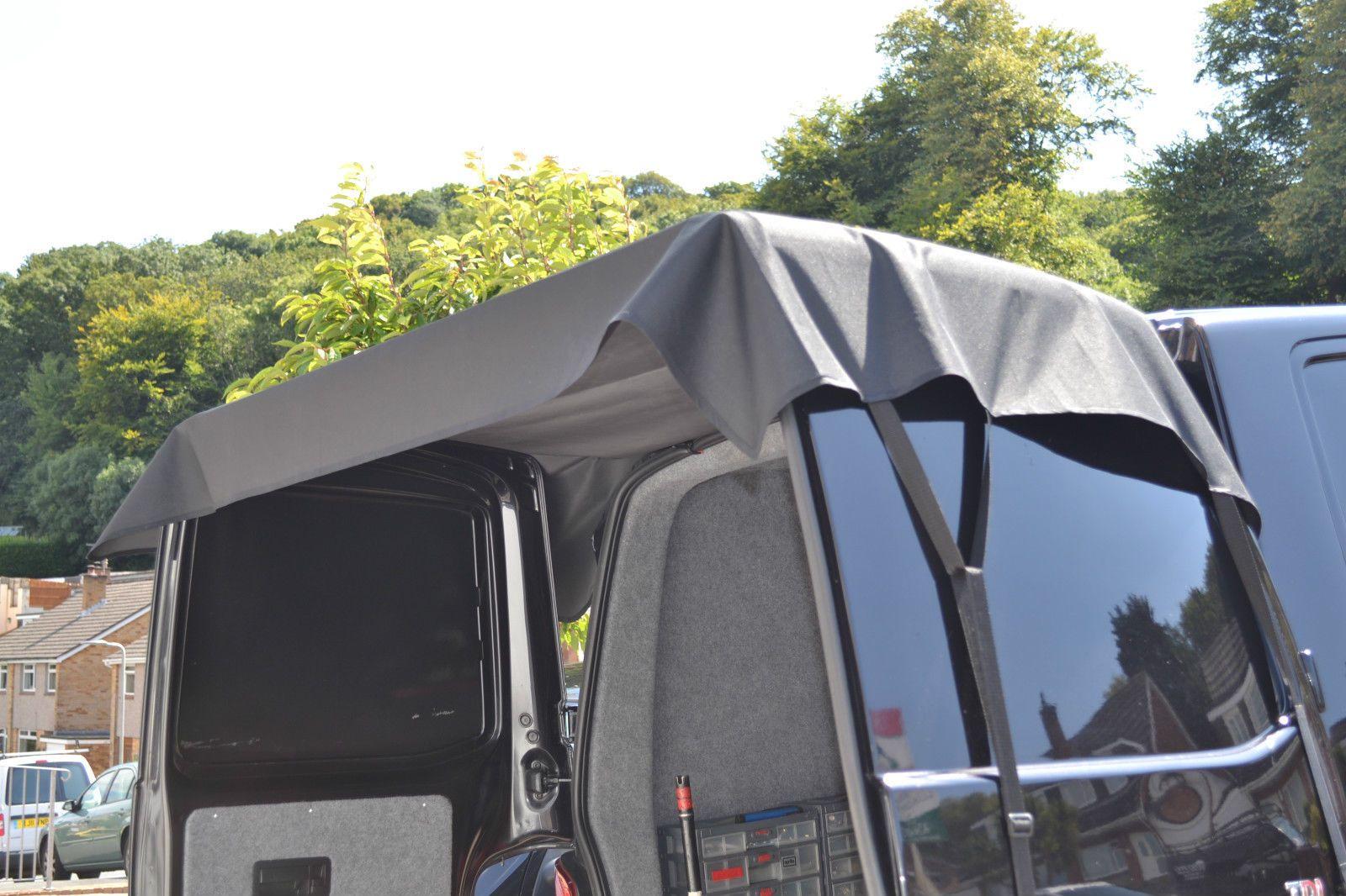 Details About Vw T4 Transporter Rear Barn Doors Awning Cover Transporter Kombis Camper