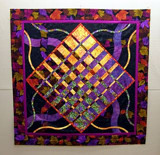 Quilts By Joni This One Was A Challenge Quilt Based On The Ricky Timms Style Colorful Quilts Quilts Quilting Crafts