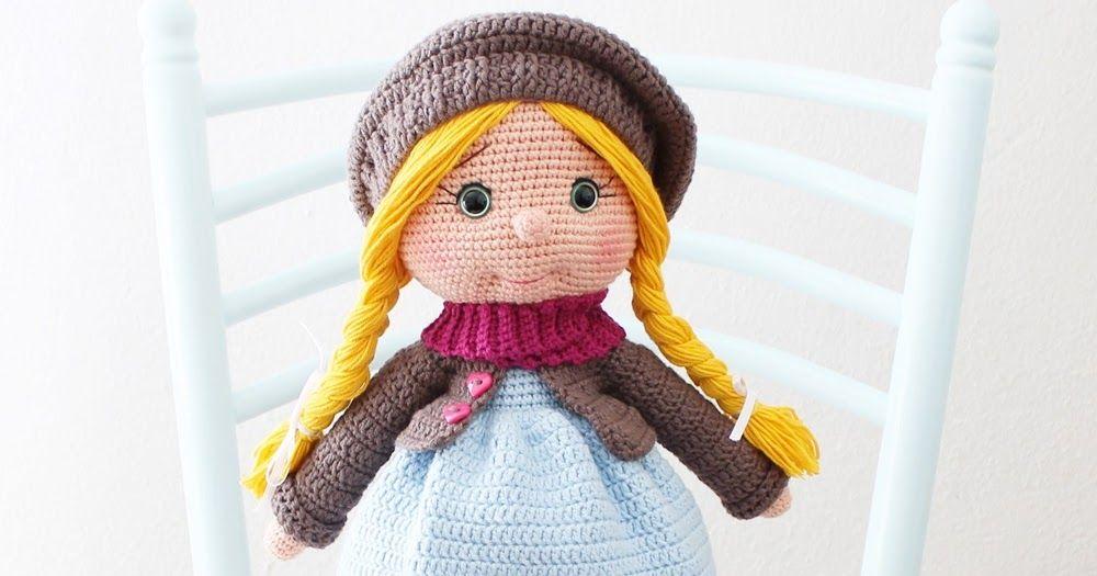 Free Amigurumi Doll Patterns In English : Free spirit amigurumi doll ☺ free pattern ☺ this site is just
