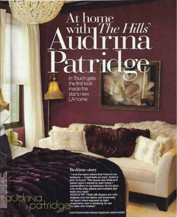 astonishing plum bedroom walls | Plum, eggplant, dark purple and cream or white master ...